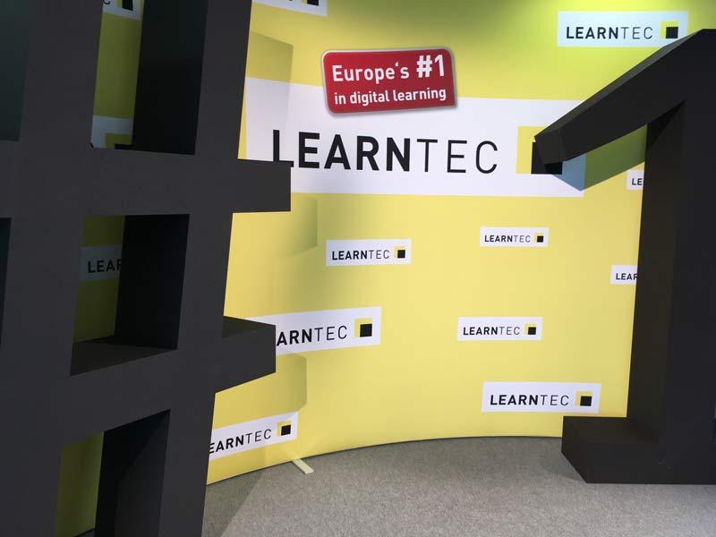 Schulfilme-Online besucht die Learntec 2018